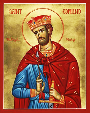 St. Edmund the Royal Martyr
